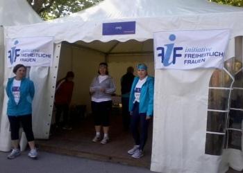 Frauenlauf Wien 2013