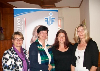 Frauenstammtisch IFF-Perg 2013
