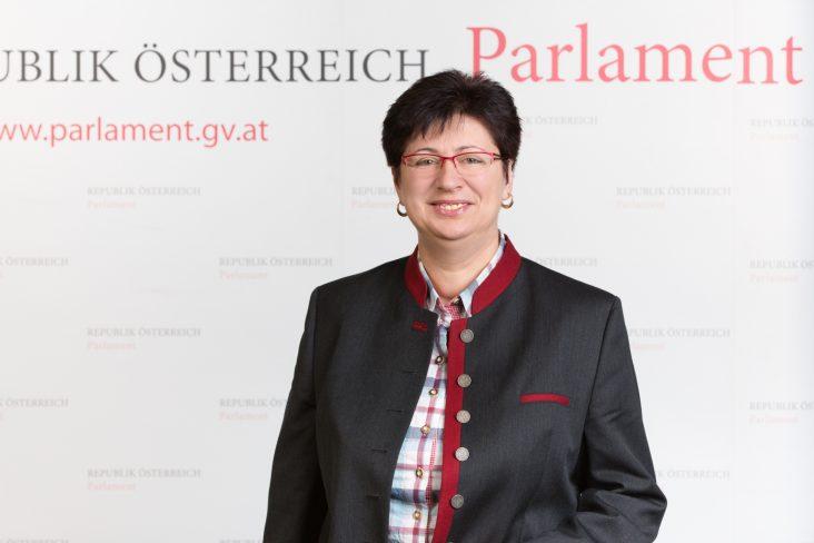Rosa Ecker - Bundesratsmitglied